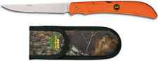OUTDOOR EDGE - Field & Bone Knife in Blaze Orange