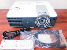 BenQ Mx819St 1080p/60 Short-Throw Hdmi 3D ceiling Projector 3000 Lumen w/remote