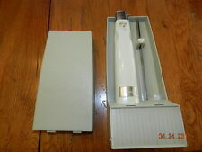 Vintage 1970s Electric Sears Carving Knife w/ Stainless Blades,Wall Mount- Look!