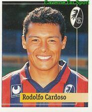 069 RODOLFO CARDOSO ARGENTINA SC.FREIBURG STICKER FUSSBALL 1995 PANINI