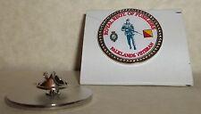 HM Armed Forces Royal Regiment of Fusiliers {SLR} Falklands Veteran pin badge.