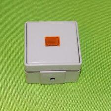 870 Jung 606KOW Wippkontrollschalter Wechsel WG600 IP44 mit Glimmlampe rot