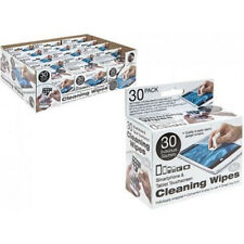 30 iTech Smartphone & Tablet Screen Cleaning Wipes