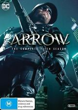 ARROW : Season 5 : NEW DVD