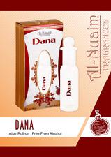 DANA Al Nuaim 6ml Attar Perfume Oil Alcohol Free Natural Fragrance
