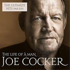 JOE COCKER THE LIFE OF A MAN The Ultimate Hits 1968-2013 CD NEW