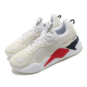 Puma RS-X Pop Marshmallow White Red Men Women Unisex Casual Lifestyle 380461-01