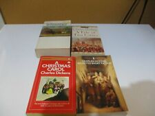 LOT of 4 Charles Dickens Classic Novels in Paperback Books