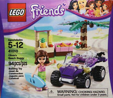 Lego 41010 Friends Olivia's Beach Buggy Brand New Factory Sealed Ship to Canada