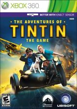 The Adventures Of Tintin: The Game Xbox 360 New Xbox 360