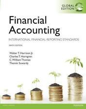 Financial Accounting: Global Edition: International Financial Reporting Standard