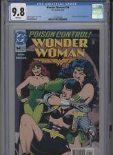 WONDER WOMAN #94 MT 9.8 CGC POISON IVY APP. DEODATO JR. ART BOLLAND COVER LOEBS