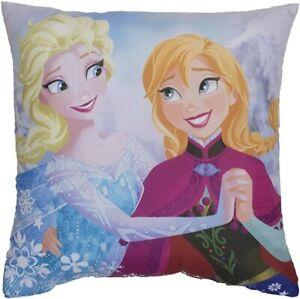 Disney Frozen Cushion Elsa & Anna Girls Pillow