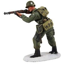 Britains soldados 25044-U.s. 101a Airborne Infantería en M-43 chaqueta Disparo