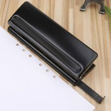 6Hole Punch Paper Craft Cutter Adjustable DIY A4 A5 A6 Loose-Leaf Paper Puncher