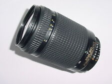 Nikon 70-300mm F/4-5.6 D NIKKOR ED AF AUTO/MANUAL FOCUS ZOOM LENS ** EX++