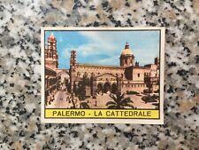 PALERMO LA CATTEDRALE album CALCIATORI PANINI 1962-63 1963 NUOVA DA BUSTINA