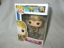 Action Figure Funko Pop Vinyl DC Wonder Woman Hippolyta #174