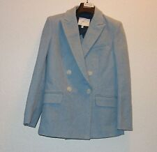 PIERRE BALMAIN woven  blazer cotton sz IT 40 new