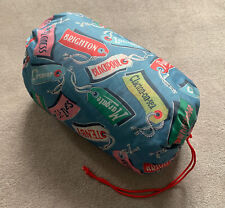 Cath Kidston Sleeping Bag In Drawstring Pouch