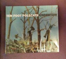 Undertow [Digipak] by Ten Foot Polecats (CD, Hillgrass Bluebilly Records) NEW