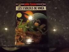 belle reedition yoko tsuno les 3 soleils de vinéa