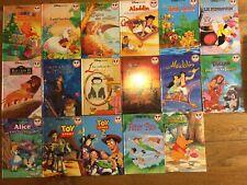Lot de 6 livres collection MICKEY CLUB DU LIVRE de DISNEY