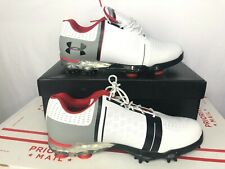 Leather Extra Wide Golf Shoes for Men