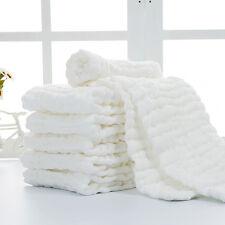 Stoffwindeln Spucktücher Mullwindeln Spucktuch Weich-Windeln Baby Handtuch Neu