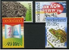 Nederland 1976 1085-1088 Zomer - POSTFRIS