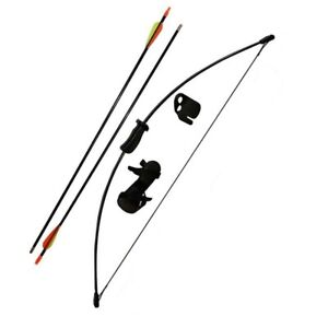 Kids Archery Bow and Arrow Set with Target Faces Kit rounded or sucker tip