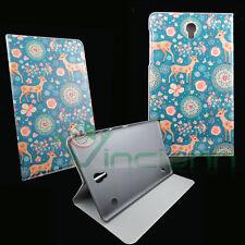 Custodia CERBIATTO BAMBY per Samsung Galaxy Tab S 8.4 T700 T705 flip cover STAND