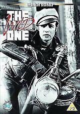 THE WILD ONE DVD - MARLON BRAND - BRAND NEW UK RELEASE - BIKER MOVIE - RARE