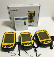 Lot of 3 Trimble Juno 3B Handheld GPS W/Battery | English language | No Charger