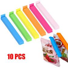 High Quality Food Snack Kitchen Plastic Closer Sealing Clamp Sealer Bag Clip