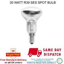WELLCO 30 WATT LIGHT BULB R39 SES E14 BASE DIMMABLE REFLECTOR SPOT LAMP 30W