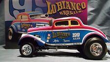 1933 Lo BIANCO BROS GASSER FUEL ALTERED DRAG NHRA CAR ACME GMP 1:18 A1800902
