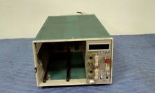 Tektronix Tm503 Chassis Power Supply Module With Dc505 Universal Counter Timer
