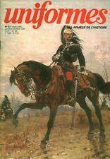Revue magazine militaire uniformes armées de l'histoire no 53 janv fév 1980 book