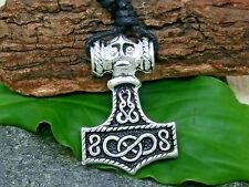Thor Martillo Mjölnir Colgante Metal Martillo de Thor Celta Vikingo