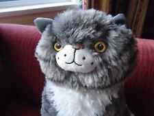 Mog The Forgetful Cat large soft toy plush Sainsburys Christmas advert