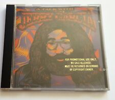 CD  A Talk With Jerry  Garcia 1982    NM Grateful Dead PROMO