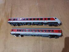 Spur H0  Roco, DB Steuerwagen 45262 +Wagon