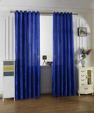 100x200cm Modern Eyelet Sheer Curtain Window Door Blockout Drape Panel Scarf