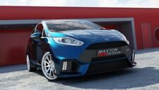 FRONT BUMPER (RS 15 LOOK) FORD FIESTA MK7 FACELIFT (2013 - 2016) + LED's