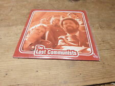 THE LOST COMMUNISTS - ALBUM - CARDSLEEVE PROMO !!!!CD!!!!!