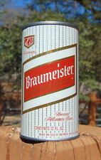 New listing Minty Braumeister Flat Top Beer Can! Killer Maryland Tax Top! Zero Beer Inside!