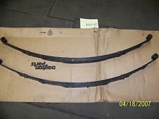 BRAND NEW REAR 4 LEAF SPRINGS  FOR 55-57 CHEVY 21-199
