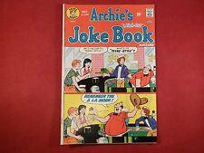 ARCHIE'S JOKE BOOK # 190 ~ NOV 1973 ~ FINE/VERY FINE