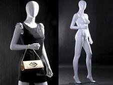 Fiberglass Manequin Manikin Mannequin Display Dress Form Abstract Mz-Lisa7Eg